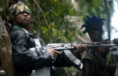 FILE: Gunmen abducted a five-day old baby