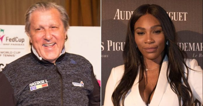 Ilie Nastase apologises for making racists comments