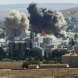 The syrian maternity hospital explodes