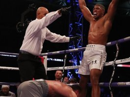Joshua extended his unbeaten record