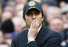 Antonio Conte's side have lost two of their past four games, while Spurs have won seven in succession