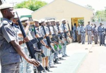 Nigeria Customs Officers