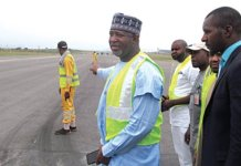 Minister of Aviation, Hadi Sirika has described Atiku's airport search claim as a mischievous attempt to grab the headlines