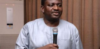Femi Adesina, Special Adviser to President Buhari on Media and Publicity