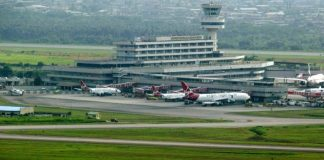 Murtala Muhammed International Airport, MMIA, Lagos is first climate smart airport in Nigeria