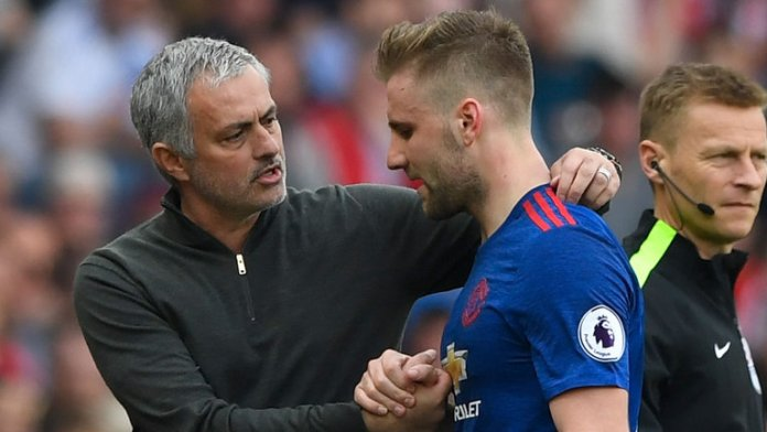 Luke Shaw has signed a new five-year deal at Manchester United