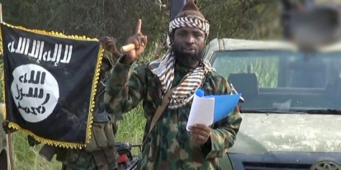 Abubakar Shekau, leader of Boko Haram pledged loyalty to Islamic State