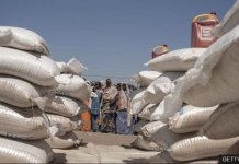 Millions of Internally Displaced Persons (IDPs) rely on food aid in Nigeria