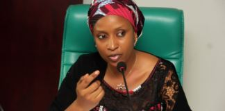 Managing Director of the NPA, Hadiza Bala Usman