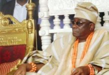 The Oba of Lagos, Oba Rilwan Akiolu