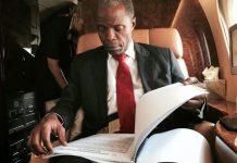 Osinbajo receives 2017 budget