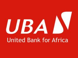UBA logo has donated N5 billion to Africa to help it combat coronavirus United Bank