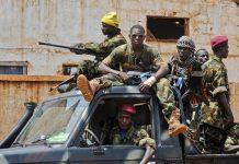War in Central African Republic