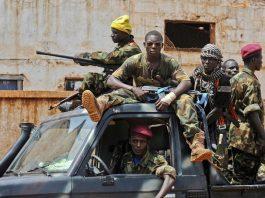 War in Central African Republic