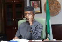 Acting President Yemi Osinbajo sacked Lawal Daura following DSS invasion of the national assembly