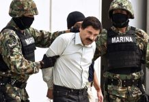"Joaquín ""El Chapo"" Guzmán was extradited to the US by the Mexican authorities in 2017"