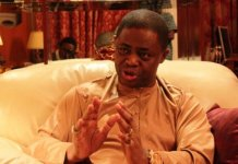 Femi Fani-Kayode has denied dumping the PDP for APC