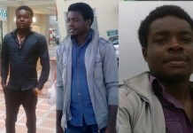 Chimezie Felix Oranusi, one of the Nigerians killed in Cape Town, South Africa
