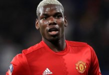 Paul Pogba is one of three players back available for Manchester United