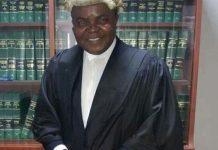 Lawyer Emeka Ephraim Ugwuonye