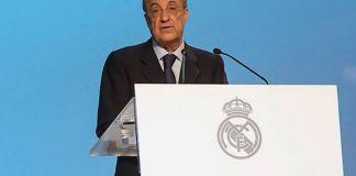 Real Madrid President, Florentino Perez thinks otherwise on the European Super League