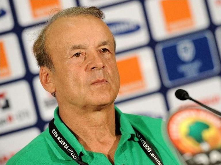 Gernot Rohr has criticised VAR delay