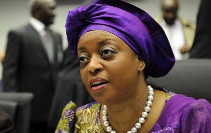 Ex-Petroleum Minister, Diezani Allison-Madueke allegedly withdrew $1.3 billion from NNPC account