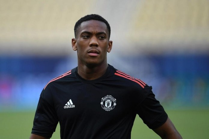 Anthony Martial has reportedly rejected a new Manchester United contract