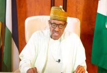 President Muhammadu Buhari precides over FEC meeting
