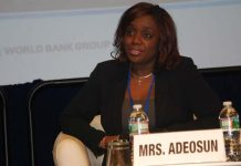 Finance Minister, Mrs Kemi Adeosun