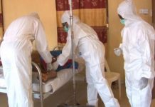 Nigeria's Center for Disease Control is in charge of coronavirus containment and treatment in Nigeria
