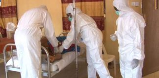 Nigeria's Center for Disease Control is working tirelessly to contain the spread of coronavirus in Nigeria