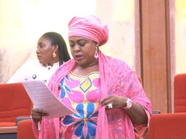 Senator Stella Oduah and her company, Sea Petroleum Oil and Gas Company owes Union Homes Savings and Loans Plc over N350, 000