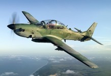 FILE PHOTO: A Super Tucano A-29 plane will be sold to Nigeria by the US Government