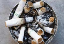 Cigarette studs