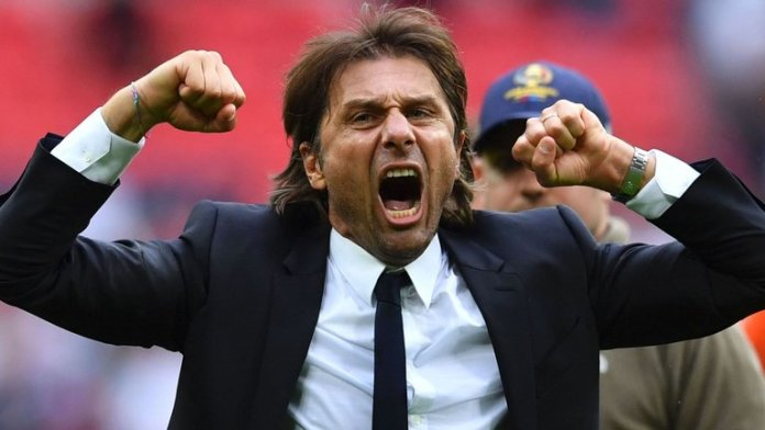 Antonio Conte has stirred Inter Milan to the top of the Serie A