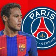 Neymar has completed his world-record move to PSG