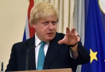 UK British Prime Minister Boris Johnson is out of the hospital after treatment for coronavirus recession lockdown