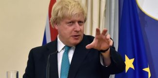 British Prime Minister Boris Johnson is out of the hospital after treatment for coronavirus