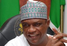 Yobe state governor Ibrahim Gaidam