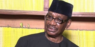 Prof Itsey Sagay is chairman of the Presidential Action Committee on Anti-Corruption (PACAC)