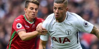 Toby Alderweireld has signed a new deal with Tottenham until 2023