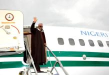 President Muhammadu Buhari will depart for Saudi Arabia on Monday Daura