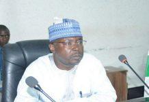 NEMA Director-General Mustapha Maihaja