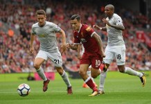 Liverpool dominated Manchester United at Anfield but could not score