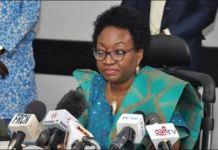 Head of the Civil Service of the Federation, Mrs. Winifred Ekanem Oyo-Ita
