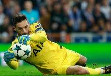Hugo Lloris starred for Tottenham