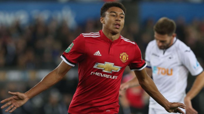 Jesse Lingard will start for England against Nigeria on 2 June at Wembley