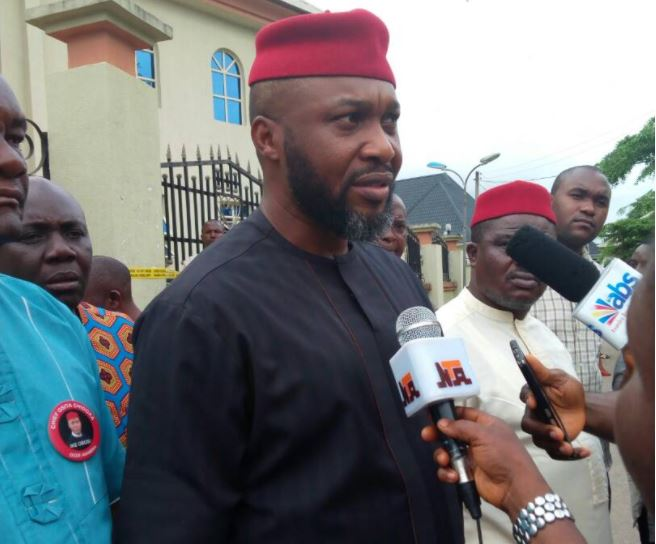 Osita Chidoka has confirmed the PDP will explore court options
