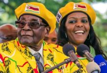 Robert Mugabe and his wife has been expelled from ZANU-PF